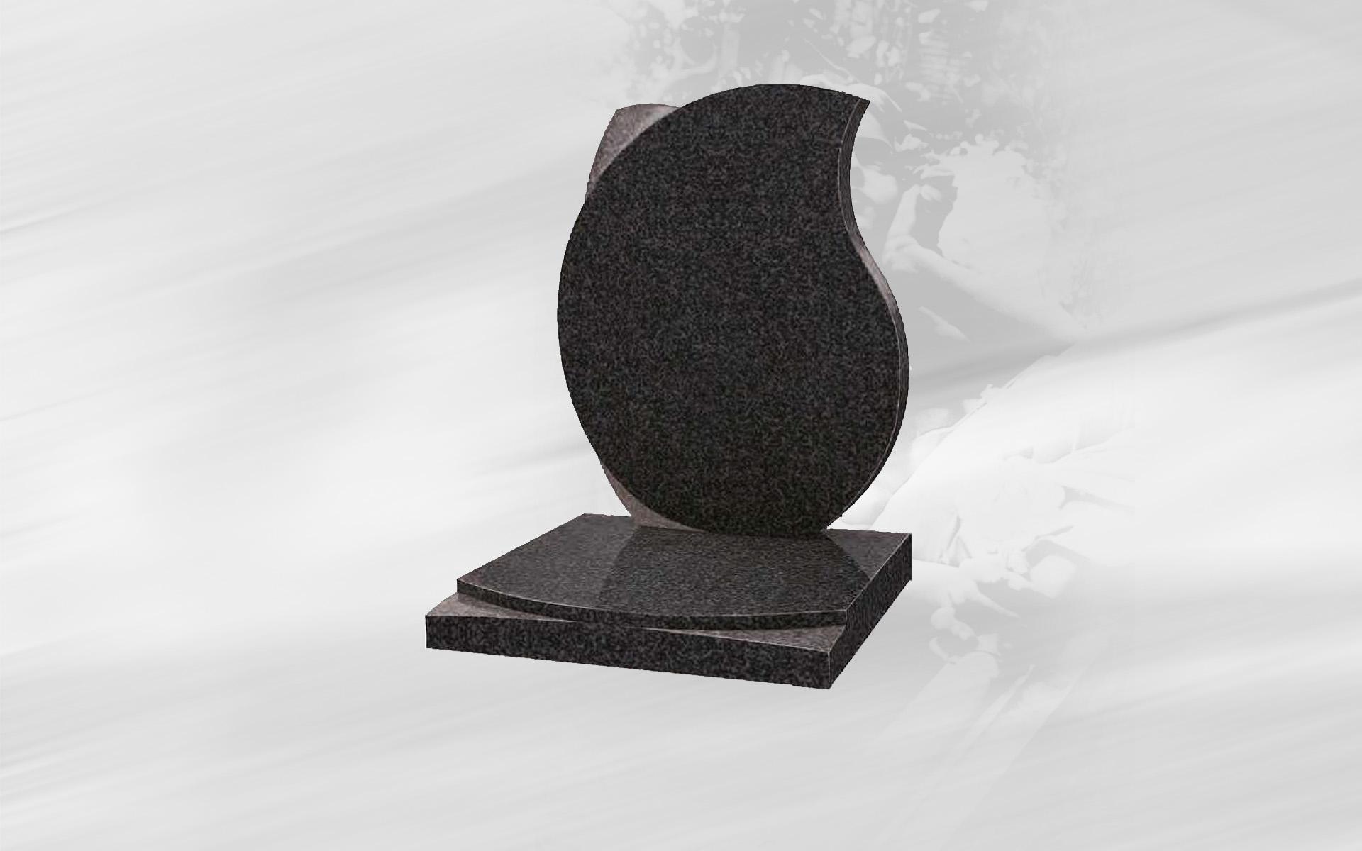 pierre tombale en vend e bn934. Black Bedroom Furniture Sets. Home Design Ideas