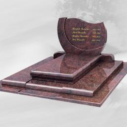Monument funéraire en Vendée
